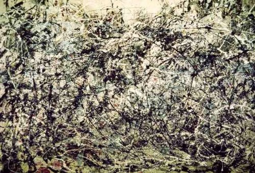 JacksonPollock-Number-One-1948